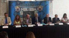 El Gobierno de Melilla, con Juan José Imbroda a la cabeza. (EP)