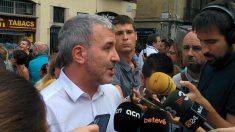 Jaume Collboni, líder del PSC en el Ayuntamiento de Barcelona. (EP)