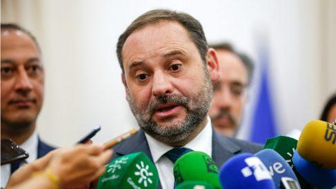 José Luis Ábalos, ministro de Fomento. (EP)