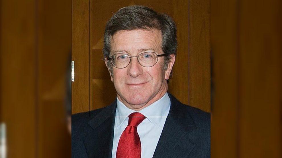 El diplomático José María Robles Fraga.