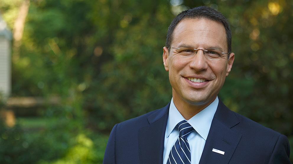 Josh Shapiro, fiscal general de Pensilvania (EEUU).