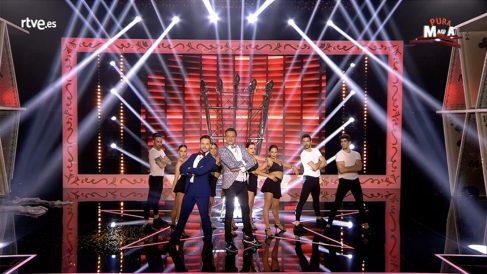 'Pura magia' llaga a la programación tv del miércoles