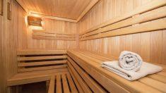 Existen muchos tipos de saunas, pero todas son relajantes.