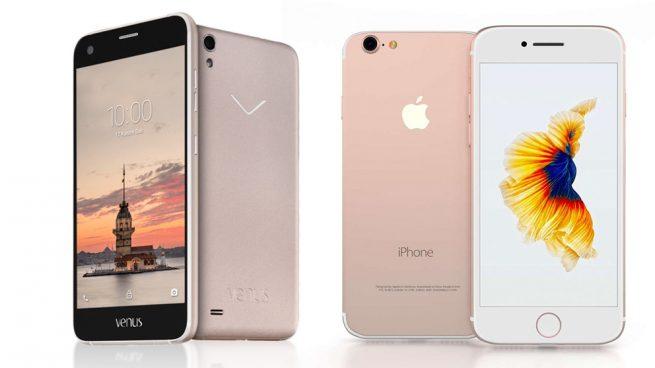 Así es Venus Vestel, la sorprendente apuesta de Erdogan para boicotear al iPhone de Apple