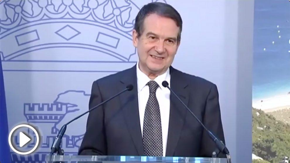 Abel Caballero, alcalde de Vigo (ATLAS)