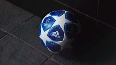 Nuevo balón de la Champions. (Adidas)