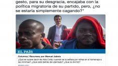 Artículo de Manuel Jabois en El País.