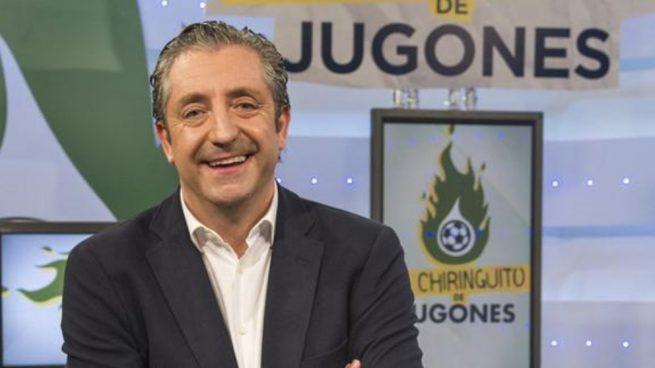 Pedrerol seguirá dos temporadas más al frente de 'El Chiringuito' y 'Jugones'