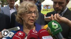 Manuela Carmena, alcaldesa de Madrid. (EP)