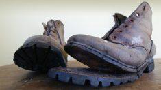 Cómo pegar la suela del zapato