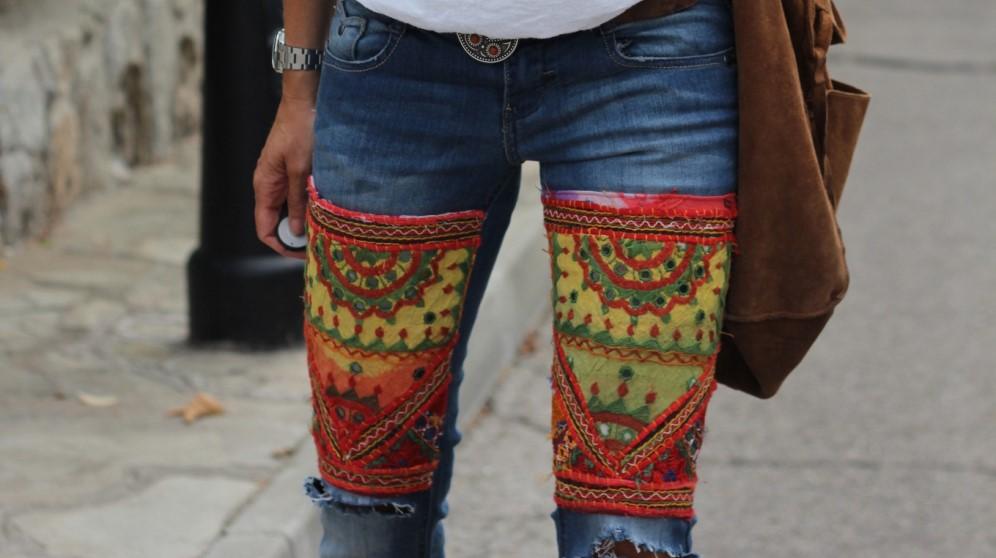 Cómo customizar pantalones vaqueros de diferentes maneras