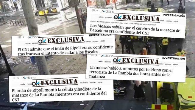 Atentados Barcelona 17A