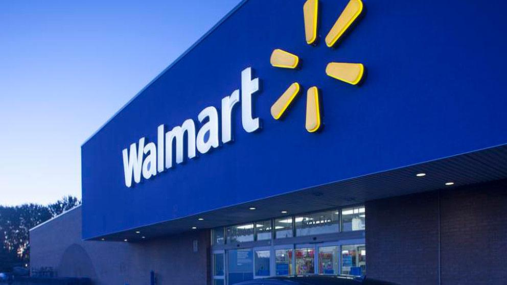 Tienda de Walmart.