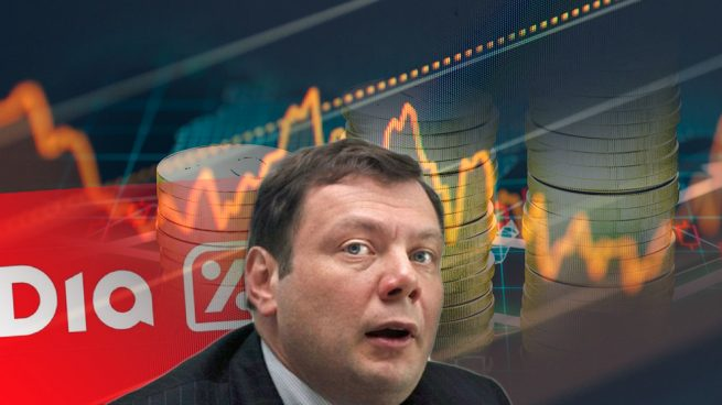 Mikhail Fridman ( DIA ).