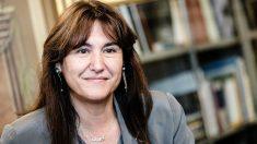 Laura Borràs, consellera de Cultura de la Generalitat de Cataluña.