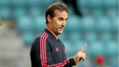 Julen Lopetegui considera prioritario ganar la Liga (Getty).