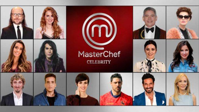 MasterChef Celebrity 3x07 Espa&ntildeol Disponible