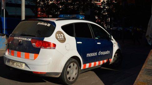 Un coche de los Mossos d'Esquadra. Foto: Europa Press