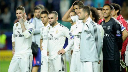 Los pecados del Madrid ante el Atlético. (Getty)
