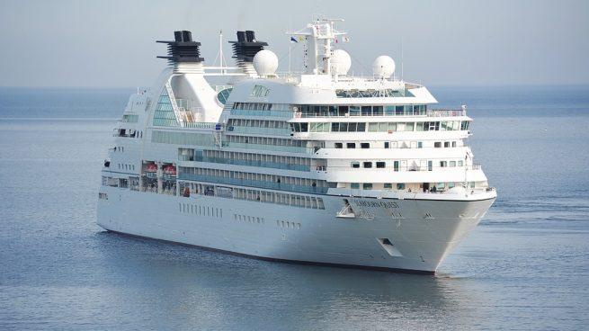 Crece el turismo de cruceros en España en enero.
