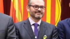 El vicepresidente del parlamento de Cataluña, Josep Costa.