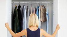 Guía de pasos para lograr que tu armario huela bien