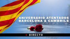 Atentados Barcelona del 17 de agosto: Los homenajes y la últimas hora, en directo