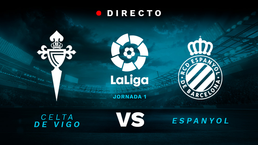 Liga Santander: Celta – Espanyol | Partido de fútbol hoy en directo