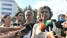Dolors Montserrat, portavoz del PP en el Congreso. (EP)