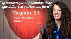 Virginia ha estado toda la cita de 'First Dates' incómoda