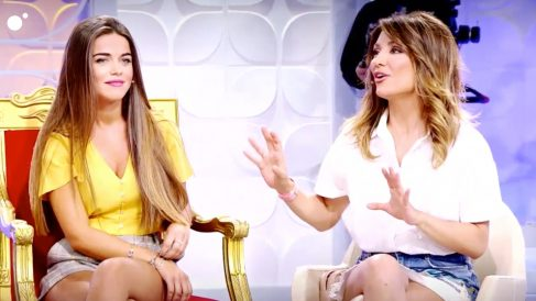 Violeta sigue siendo protagonista en 'MYHYV'