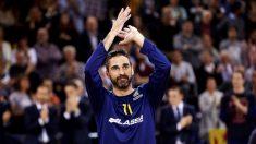 Juan Carlos Navarro pone punto y final a su carrera deportiva.