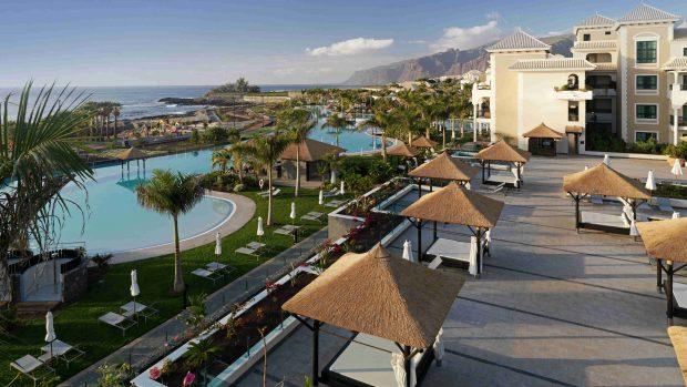 Gran Meliá Palacio de Isora, un resort de lujo con enfoque sostenible en Tenerife