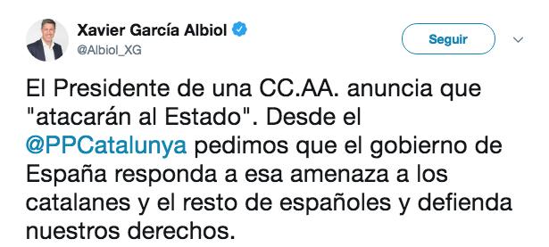 Tuit de Xavier García Albiol