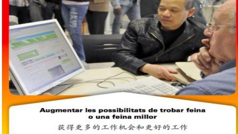 Manual para la población china en Cataluña.