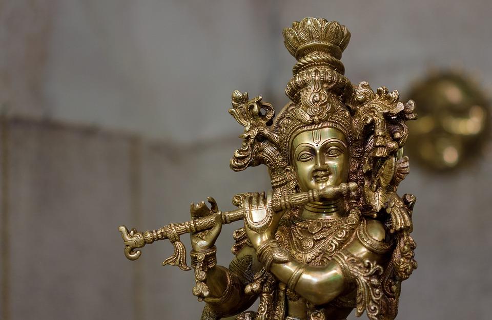 Los dioses hindues provoca curiosidad en los occidentales.