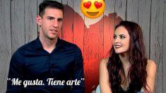Laura y José Luis los únicos en 'First Dates' en tener segunda cita