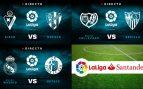 Partidos de la Liga Santander hoy domingo 19 de agosto