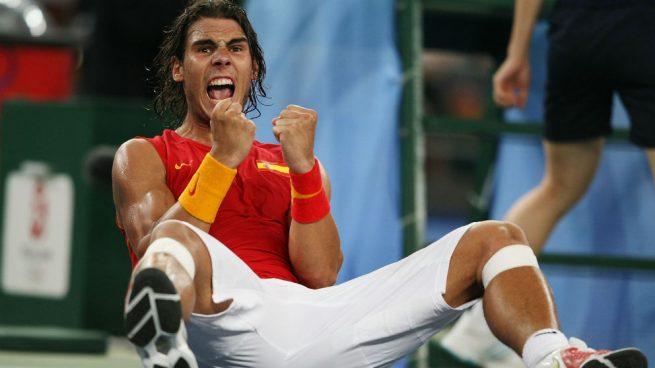 A una década de su primer número uno — Rafael Nadal premiado