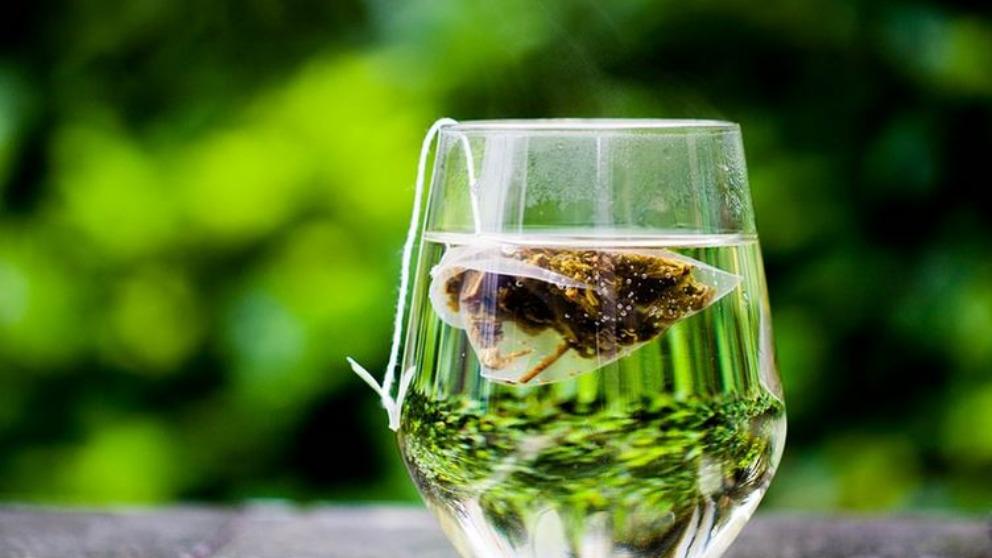 té verde y alergias