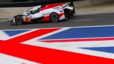 Fernando Alonso, en las 6 horas de Silverstone. (Toyota Gazoo Racing)
