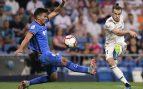 Bale remata a portería | Real Madrid – Getafe, en directo (AFP)