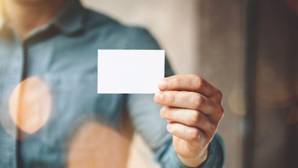 Guía para hacer tarjetas de visita