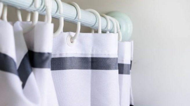C mo limpiar las cortinas del ba o - Como limpiar bano ...