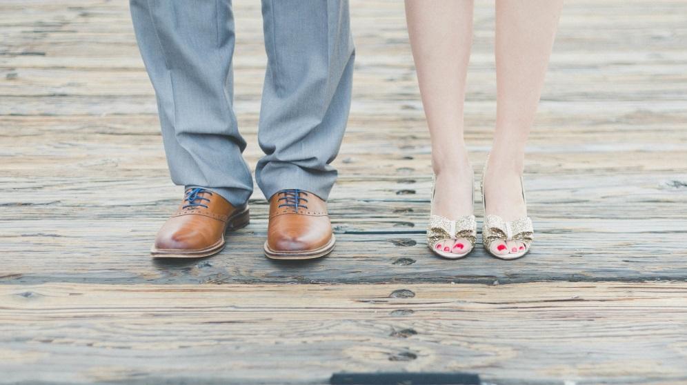 Cómo evitar que los zapatos resbalen
