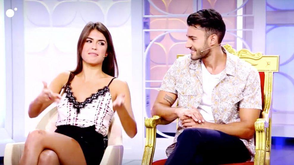 Sofía vuelve hoy a 'MYHYV'