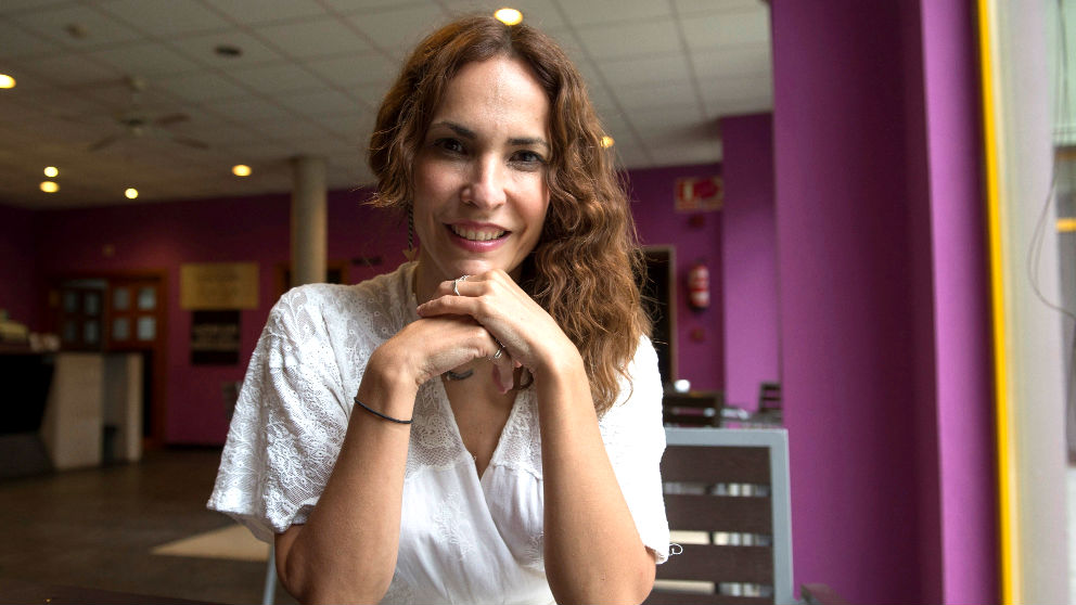 La directora de cine Paula Ortiz (Foto: EFE).