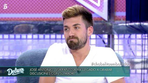 Alejandro Albalá volvió a 'Sábado Deluxe'