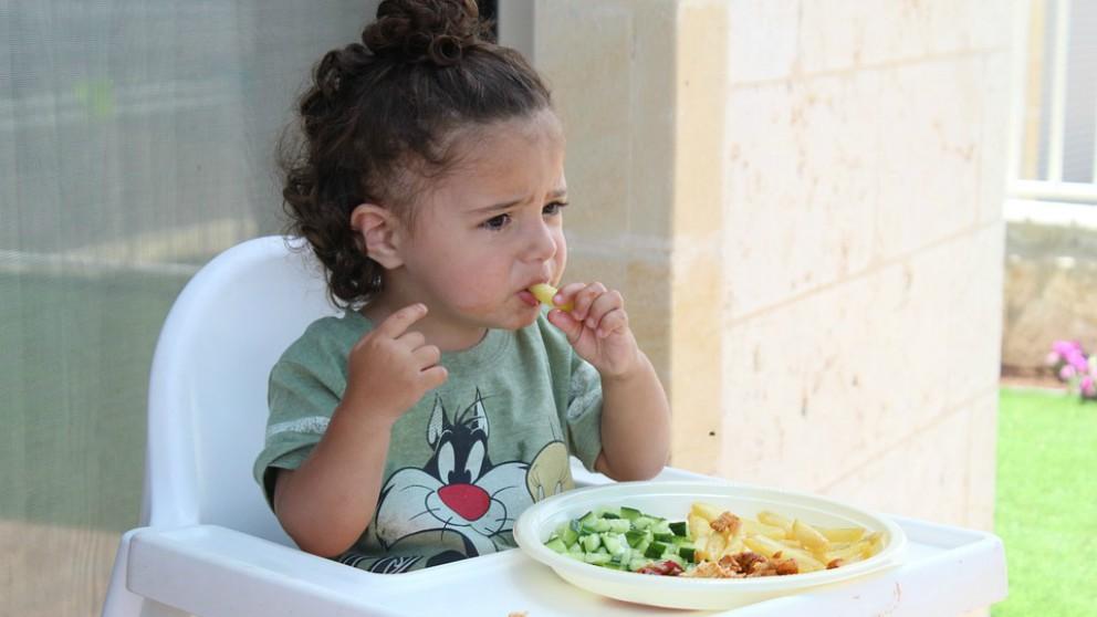 Alimentos básicos en la dieta infantil