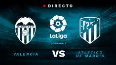 Liga Santander: Valencia – Atlético de Madrid | Partido de fútbol hoy en directo